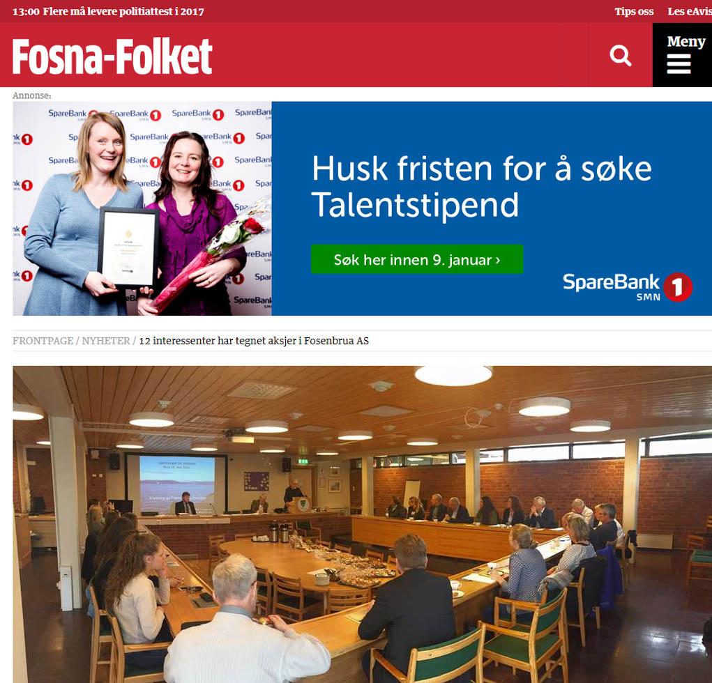 Fosna-Folket