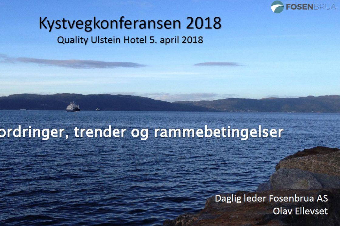 kystvegkonferansen 2018