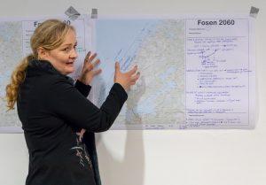 Anne Kristine Misund (WSP Norge AS). Fosenbrua - møte Årnes (Åfjord) 07-05-18