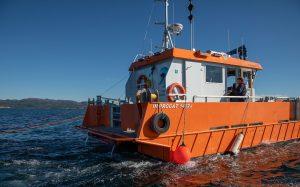 Geophysics Stjørnfjorden 09-06-18
