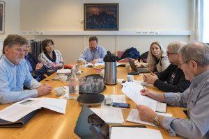 Referat styremøte Fosenbrua AS 13-02-19