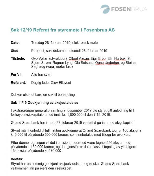 referat-styremøte-fosenbrua-28-02-19-2