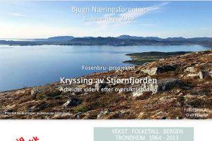 Fosenbrua - kryssing Stjørnfjorden, Bjugn Næringsforening 03-12-19