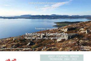 Kryssing av Stjørnfjorden 28-11-19
