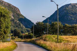 Fosenbrua - alternativer kryssing Stjørnfjorden