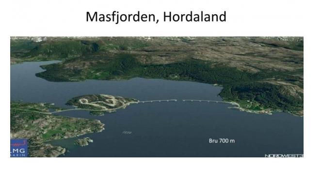Masfjorden, Hordaland